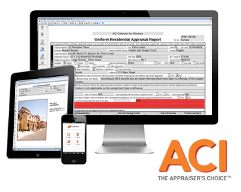 aci report data entry services